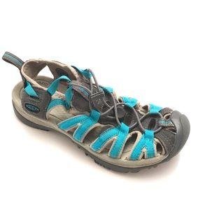 Keen Whisper Water Sandals 6.5